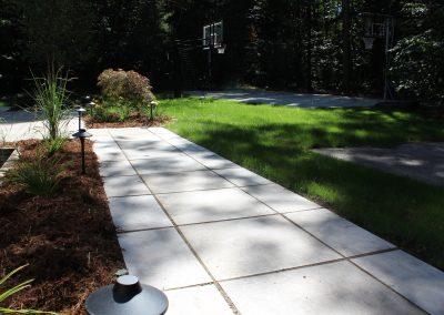 Sidewalk/Paver Installation